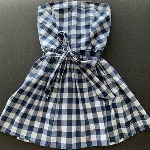 Gilly Hicks Strapless Dress